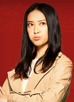 ヒロイン探偵の高徳愛香役と役者の武井咲-ドラマ貴族探偵キャスト