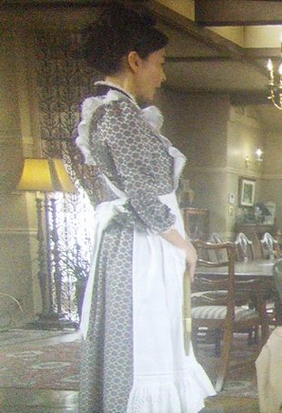 劣化がひどいキツイと不評な、田中・中山美穂さんのメイド服画像-ドラマ貴族探偵キャスト4