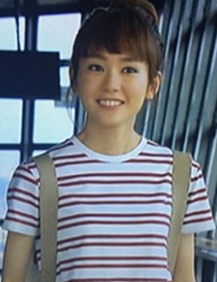 胸のカップ・バストサイズの参考になりそうな、桐谷美玲の私服っぽい画像