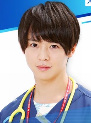 名取颯馬役の有岡大貴さん(Hey!Say!JUMP)ドラマ「コード・ブルー」3rdの新人メンバー・キャスト