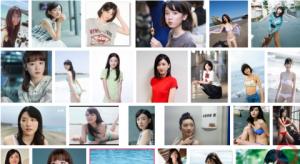 Google画像検索結果:永野芽郁 水着