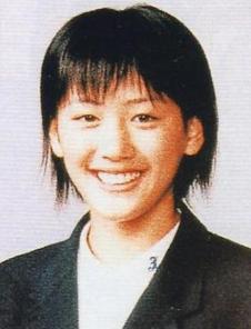 綾瀬はるかの中学生時代の卒アル写真画像