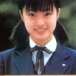 【上戸彩】の本名や出身高校が判明した流出卒アル写真(中学校・中学生の卒業アルバム)1