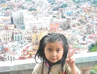 2018/6/10に放映のおしゃれイズム。上白石萌歌さん小学生時代にメキシコで3年生活