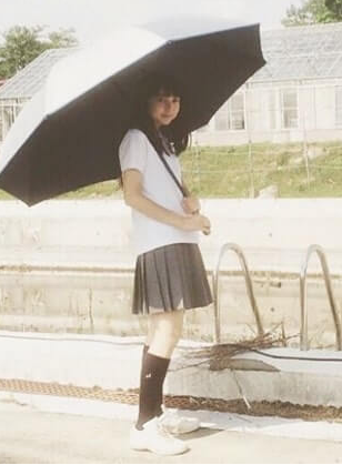 上白石萌歌さんの高校時代のかわいい写真画像1